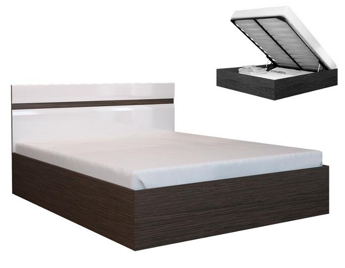 Кровать нэнси с подъемным механизмом