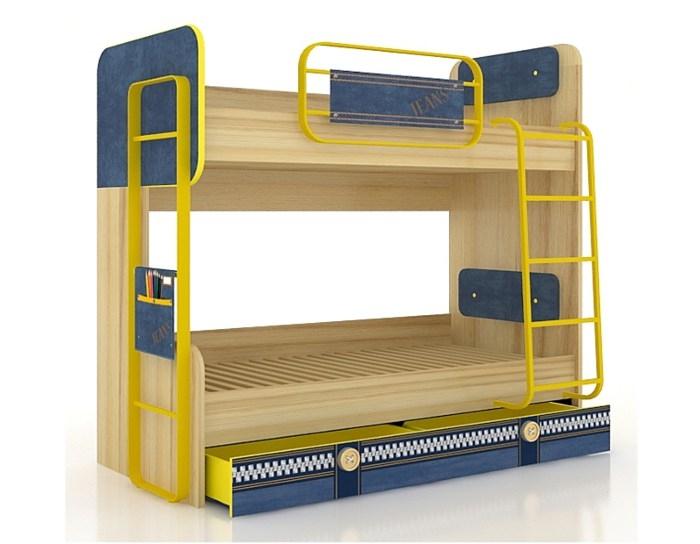 Кровать-чердак Джинс 507.150