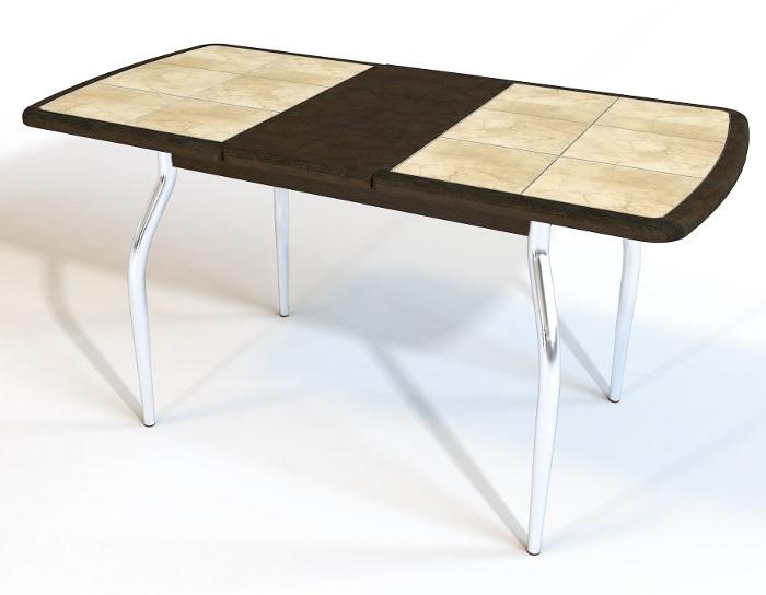 Стол раскладной с плиткой Фартинг