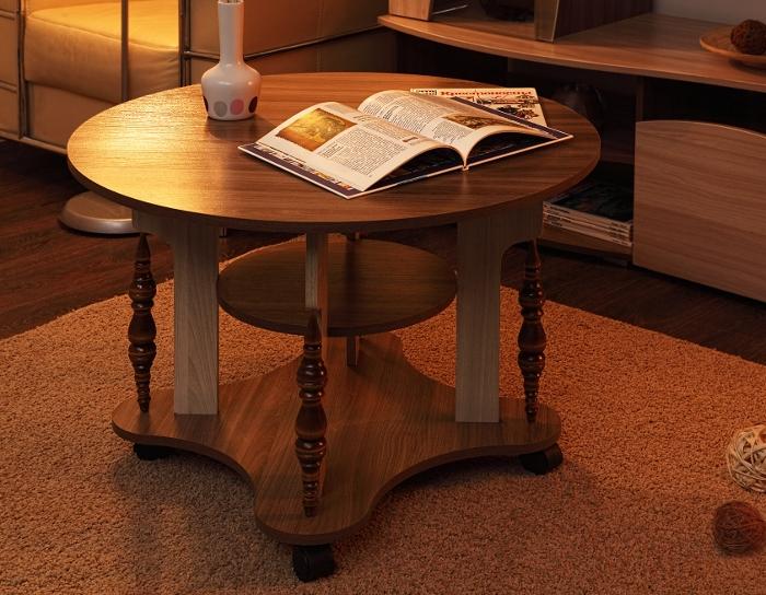 Журнальный стол Сатурн М03