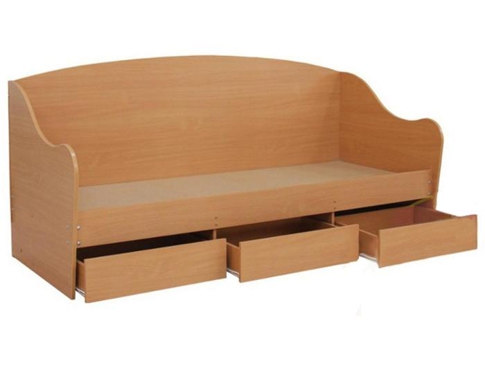 Детская кровать К-8