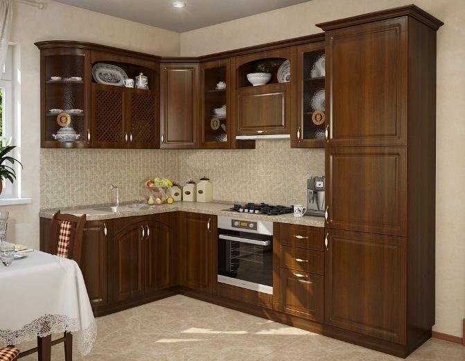 Модульная кухня Юлия