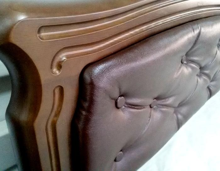 Кровать деревянная Кристина-3