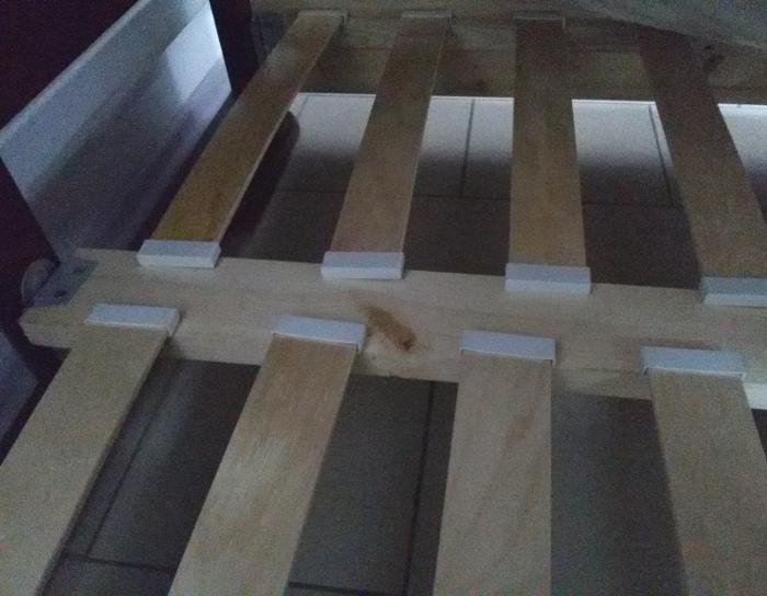 Кровать деревянная Кристина-5