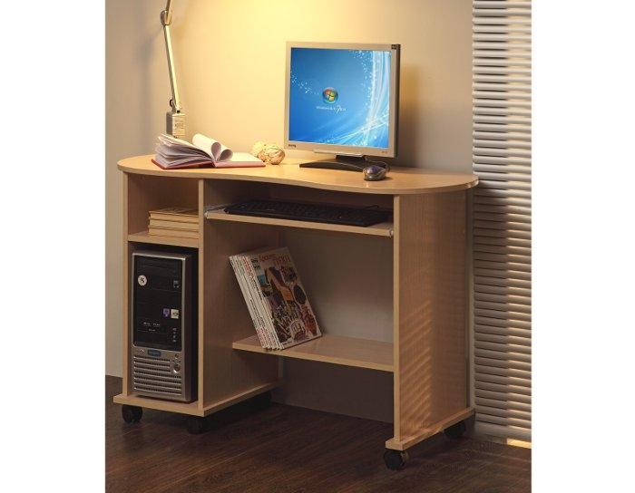 Компьютерный стол Костер-3 ЛДСП