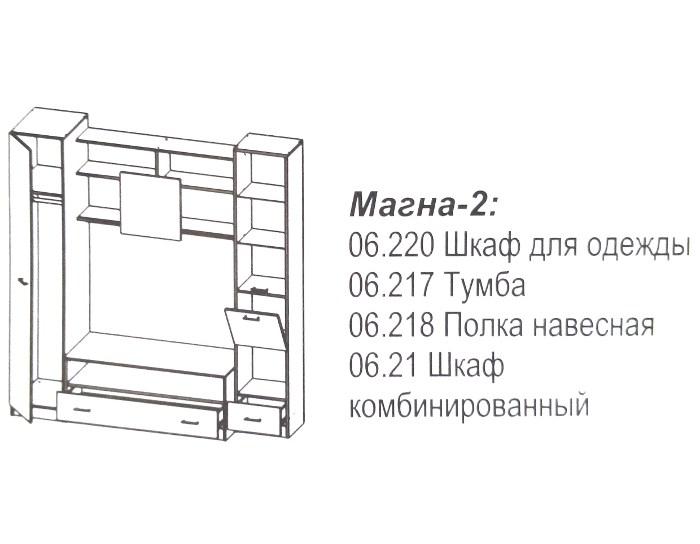 Стенка Магна-2
