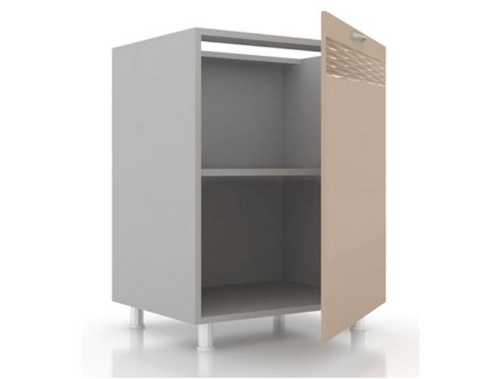 Шкаф кухонный под мойку 725.809 капучино