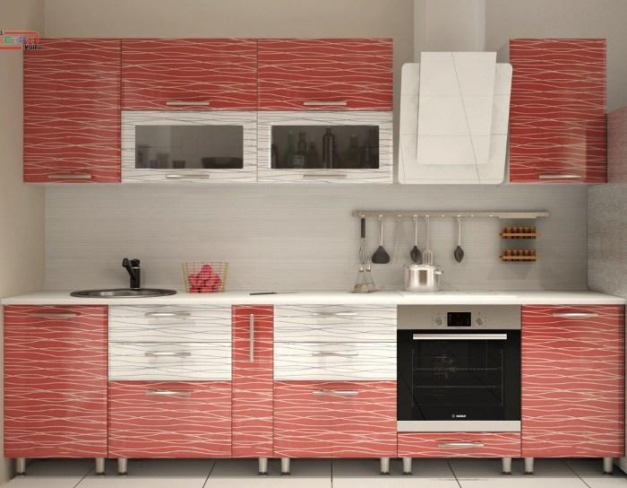 Кухня Валенсия 2.4 метра