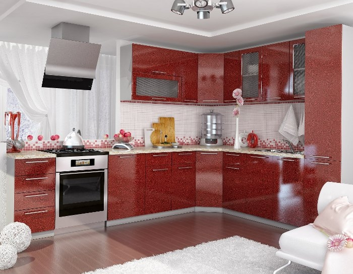 Кухня модульная Олива