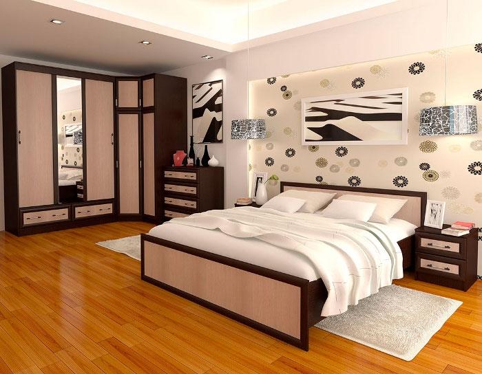 Спальня Модерн ДСВ