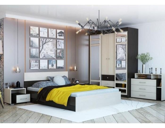 Спальня модульная Юнона