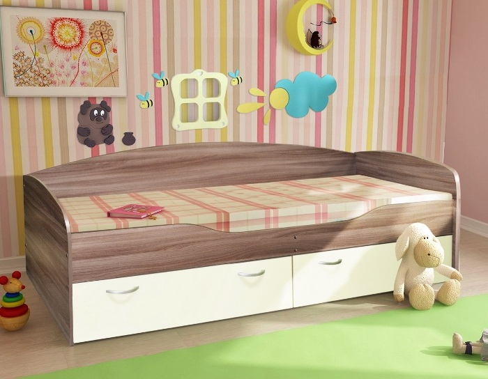 Детская кровать Бриз-2