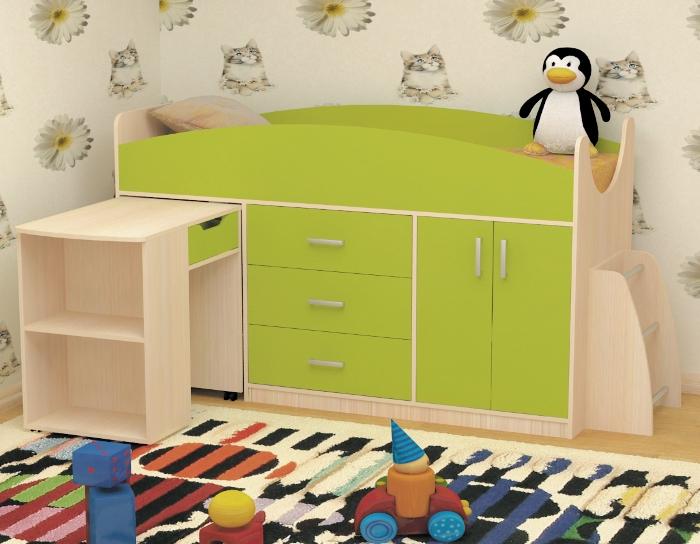Детская кровать Рокси
