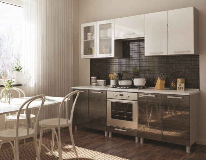 Кухня модульная Титан