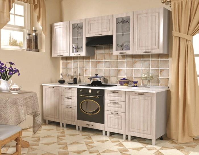 Кухня модульная Прованс BTS