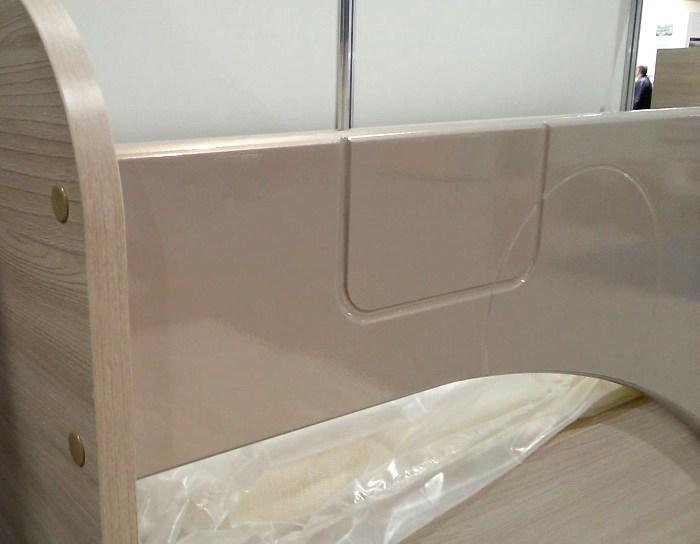 Кровать двухъярусная Бриз-5