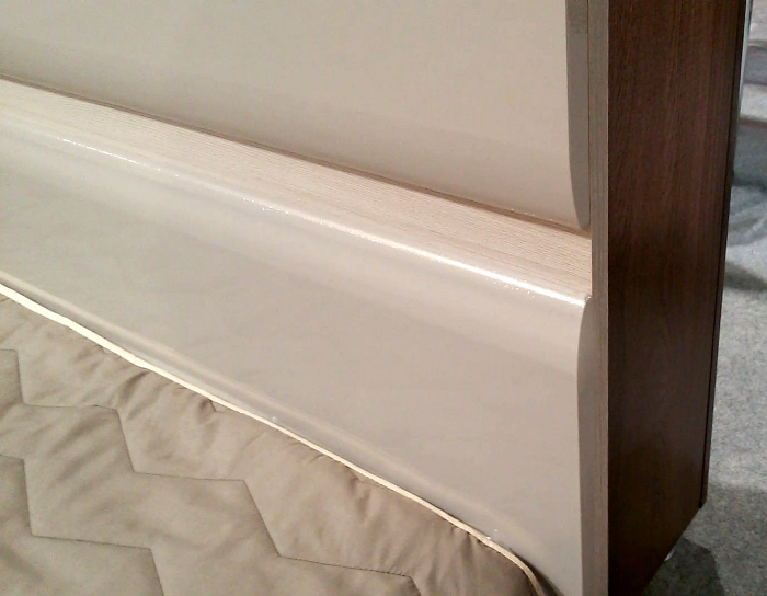 Модульная спальня Ненси какао