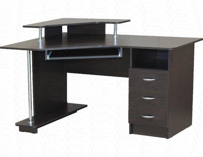 Компьютерный стол Люкс