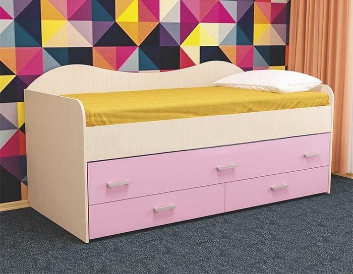 Детская двухъярусная кровать Нимфа