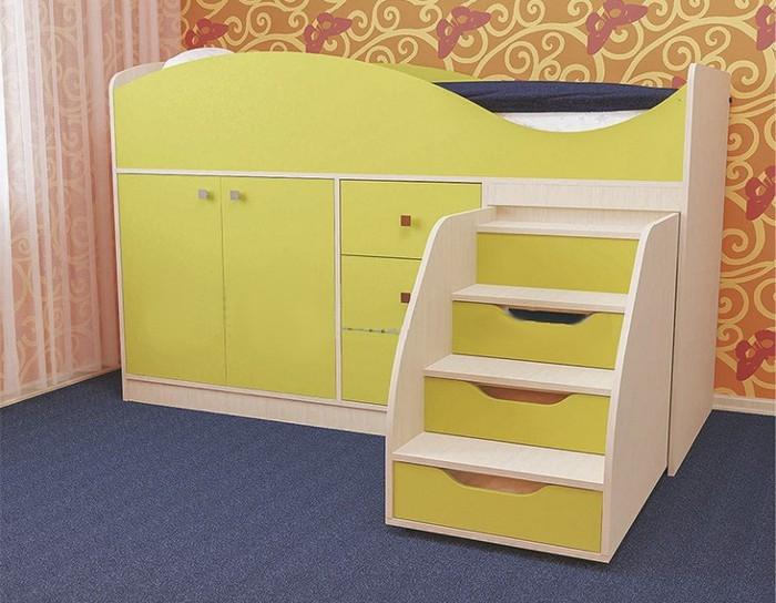 Детская кровать Стрелка