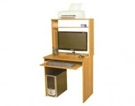 Компьютерный стол Колибри с надставкой