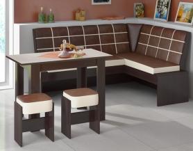 Кухонный уголок Кантри Т1 исполнение 2