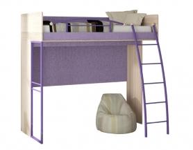 Кровать-чердак Индиго 145.01