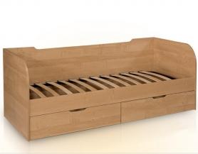Кровать с ящиками Мозаика КЯ