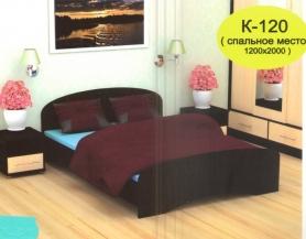 Кровать К-120
