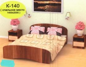 Кровать К-140