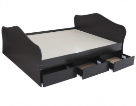 Кровать К-16