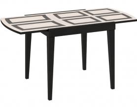 Стол раскладной стеклянный Танго Т1 с рисунком