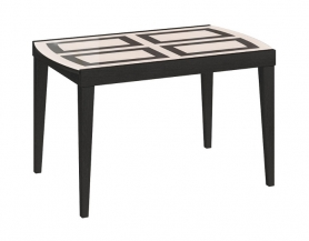 Стол раскладной стеклянный Танго Т2 с рисунком