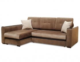 Аметист диван угловой БП (большой подлокотник)