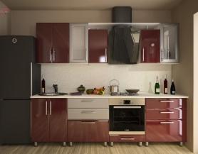 Кухня Лаванда 2 метра