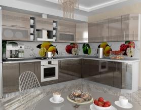 Кухня модульная Мокко