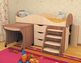 Детская кровать Тошка