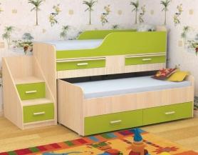 Кровать детская Лёсики