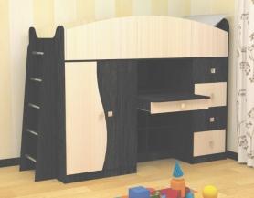 Кровать детская Бэмби