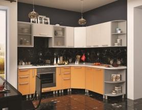 Кухня модульная Карри