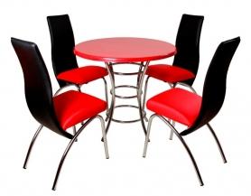 Стол на металлокаркасе С-900