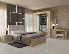 Спальня модульная Калипсо