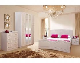 Спальня модульная Лилия