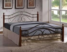 Кровать кованая AF 803 QB