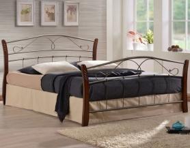 Кровать кованая Patrisia QB
