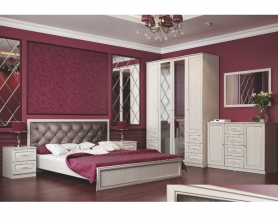Модульная спальня Габриэлла