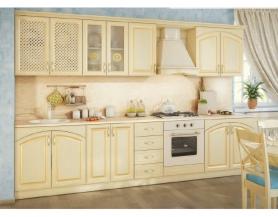 Модульная кухня Юлия патина