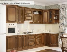 Модульная кухня Моника