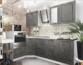 Модульная кухня Капри камень