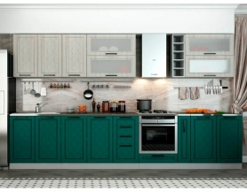 Модульная кухня Барселона
